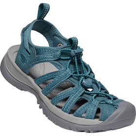Keen Whisper Sandalen Dames, smoke blue